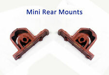 BMW Mini Cooper One Rear Exhaust Rubber Mount x 2 1.6i hatchback cabriolet r50