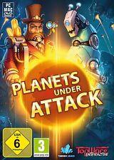 Planets under Attack [PC   MAC Download] - Multilingual [E/F/G/I/S/PL/CZ/RU]