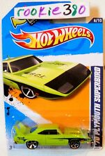 2012 Hot Wheels MUSCLE MANIA MOPAR ∞ '70 PLYMOUTH SUPERBIRD ∞ CLASSIC MUSCLE GRN