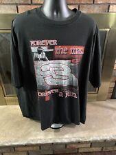 Dale Earnhardt The Man Forever A Fan Nascar Black Shirt Mens XXXXL Intimidator