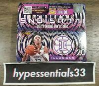 2019-20 NBA Basketball Panini Illusions 20 Pack Box SEALED IN HAND Zion? Ja??