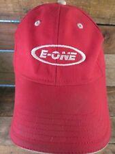 E-ONE Banner Fire Equipment Adjustable Adult Cap Hat