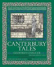 The Complete Canterbury Tales by Geoffrey Chaucer (Hardback, 2013) PERFECT GIFT