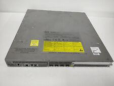 Cisco ASR1001 4-Port GE Aggregation Service Router W/ 2x ASR1001-PWR-AC