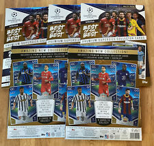 Topps Best of the Best Champions League 20/21 - 5 x Multipack - NEU & OVP