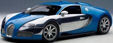Autoart 70956 - 1/18 Bugatti Veyron Eb 16.4 (2009) Edition Centenaire - Blue