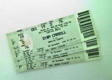 RARE DINA CARROLL MEMORABILIA - Tickets / Ticket Stub(s) Wembley Arena 06/12/94