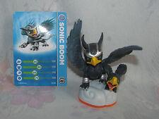 Skylanders Giants Sonic Boom Figure with Card - Black Dragon