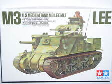 Tamiya 1/35 U.S. M3 Tank Lee Model Tank Kit #35039