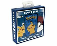 Pokemon 5000mAh Battery Backup Charger for iPhone and Smartphone