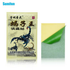 Sumifun 56Pcs Chinese Medical Plaster for Rheumatism Muscular Pain Patches D1309