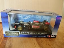 Corgi CC56404 Lotus F1 Team E20 2013 Show Car Ltd Edition No. 0001 of ONLY 1000