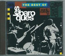 LES BAROQUES The Best Of  CD RARE DUTCH 60s made in 1993 NEDERBEAT