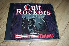 Cult Rockers Rebels New CD Talking Heads Iggy Pop Lou Reed Smiths Seeds Ian Dury
