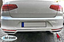 Molduras de Escape Embellecedor cromado para VW Passat B8 Sedan, Variant