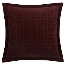 Waterford Amarah 1 Euro Pillow Sham In Cabernet Brand Nwt