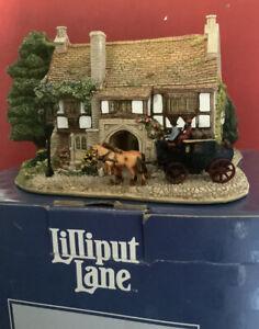 Lilliput Lane House - The George Inn