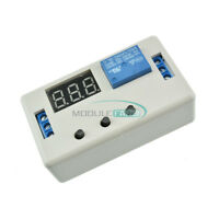 12V LED Automation Delay Timer Control Switch Relay Module with Case M