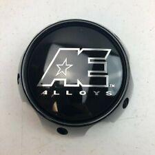 American Eagle 018 AE Alloys 3309 AEWC 3309-08 Flat Black Wheel Center Cap