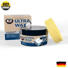 Ultra Wax cera dura Carnauba con esponja 250g K073K2