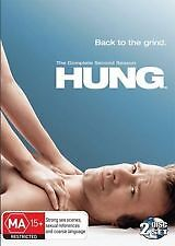 HUNG - THE COMPLETE SECOND SEASON (2) - BRAND NEW & SEALED DVD