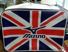 MIZUNO JAPAN LTD EDITION ENAMEL UK FLAG 2012 OLYMPICS SHOULDER / GYM BAG