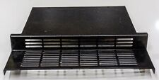 KitchenAid KUIS155HBS2 Ice Maker Front Grill (Black) OEM TESTED