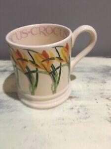 Emma Bridgewater NGS Crocus Half Pint Mug