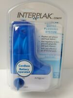 Interplak by Conair Compact Dental Water Jet Pick Flossing System WJX Brand New!