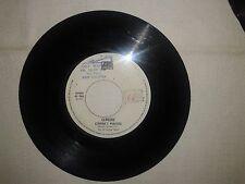 """Jean-Luc Ponty / Cerrone - Disco Vinile 45 Giri 7"""" Edizione Promo Juke Box"""
