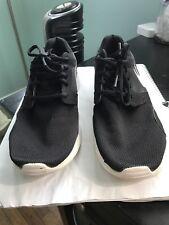 Nike Kaishi Running Shoes Black White Dual Ride System 654473-010 Mens Sz 10.5