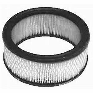 """Racing Power (Rpc) R2116 Air Filter Element 6 """"X 2-1/2""""Round Paper Element"""