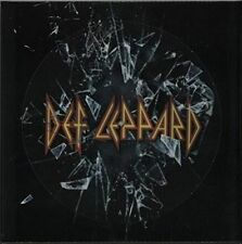Def Leppard Self Titled 2lp Picture Disc Vinyl Record Day 2016