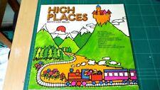 Betty Lou Mills High Places 1974 Original Vinyl LP Album GlenMore SLX 424