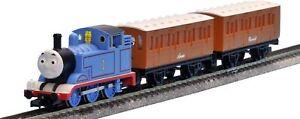 TOMIX N Scale 93810 Thomas & Friends The Tank Engine Car Set Steam Locomotive