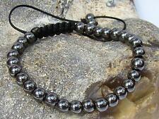 Unbranded Gemstone Beaded Bracelets for Men