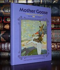 Mother Goose Rhymes Illustrated by Richardson Brand New Deluxe Hardcover Gift