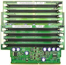 Dell (F831F) Precision 690, T7400 1+2 Memory Ram Riser (JF806)