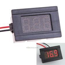 DC4.5-120V 0.36'' Red LED Panel Meter Mini Digital Amp Dual Digital Volt Meter