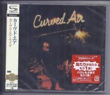 CURVED AIR Live JAPAN SHM cd UICY-25567 sky sonja kristina darryl way sealed NEW