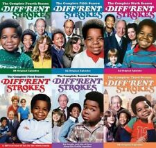 Diff'rent Different Strokes TV Series Complete All Season 1-6 DVD Set Collection