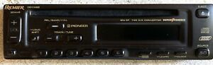New Old School Pioneer Premier DEH-M66 Face Only ,Rare,CD,Faceplate,NOS,NIB
