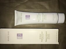 Mary Kay F3 -Oil Relief Masking Cleanser<with Nutrinewal<>-5 oz NIB<>