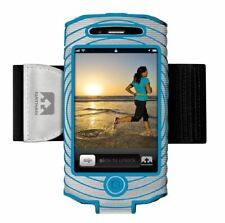 Sonic Boom Reflective Arm Band Phone Case for Iphone 4 & 4s Armband Touch Window