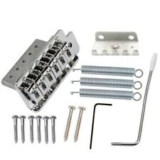 Chrome Tremolo Bridge Electric Guitar for Fender Strat SQ ST Electric Guitar GL