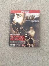 RUNNING SCARED HD DVD GERMAN Import English Audio RARE - BRAND NEW