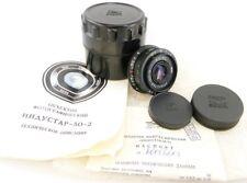 *NEW* KMZ INDUSTAR 50-2 50mm f/3.5 Russian Soviet USSR Pancake Lens M42 MINT