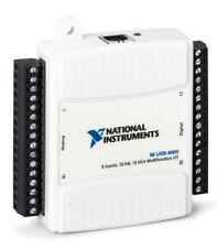 National Instruments NI-USB-6009 14-BIT #779026-01 (New)