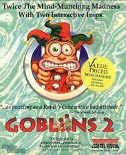 GOBLINS GOBLIINS 2 +1Click Windows 10 8 7 Vista XP Install