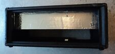 VINTAGE GUITAR AMPLIFIER CASE, WITH ACCUTRONICS REVERB FENDER ,MARSHALL, AMPEG